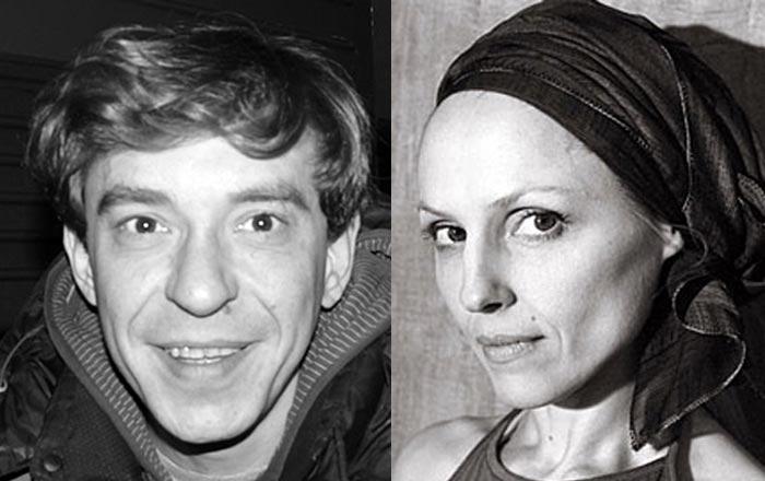 Егор Грамматиков и Лика Добрянская