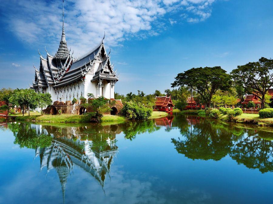 Фото тайланда красивые места