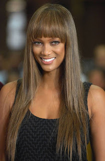 Tyra banks hairstyle pictures