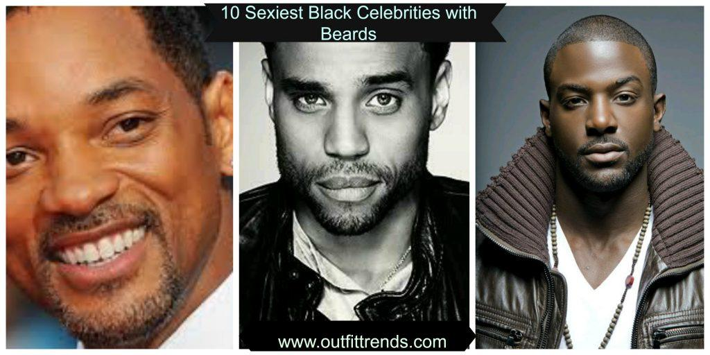 Handsome black celebrities