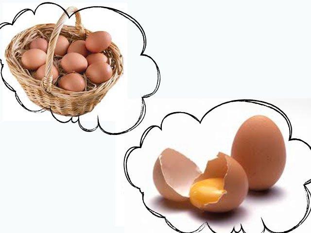 Что значит когда снятся яйца куриные