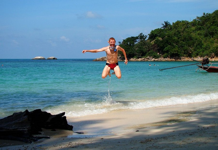 Пляжи Краби