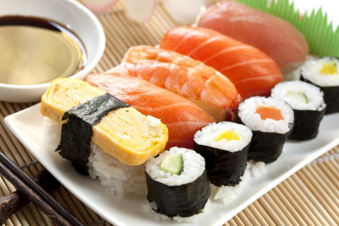 Открыть доставку суши на дом бизнес идея вложения доходы