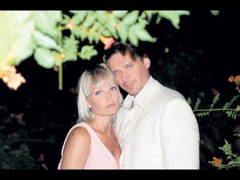 Юрий батурин актер с женой ириной
