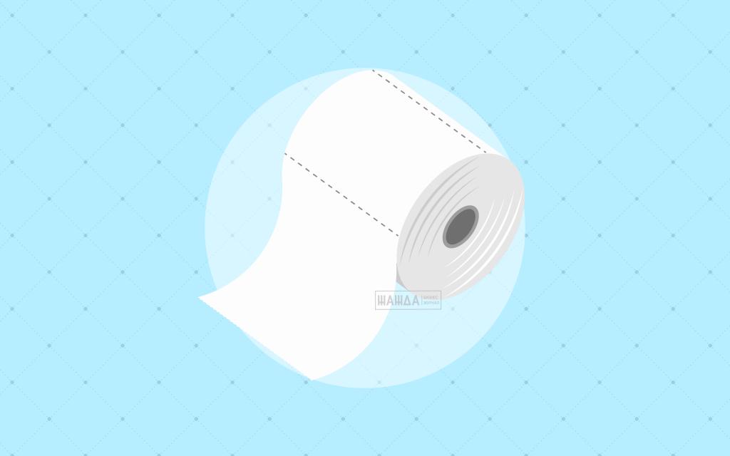 Что нужно для производства туалетной бумаги