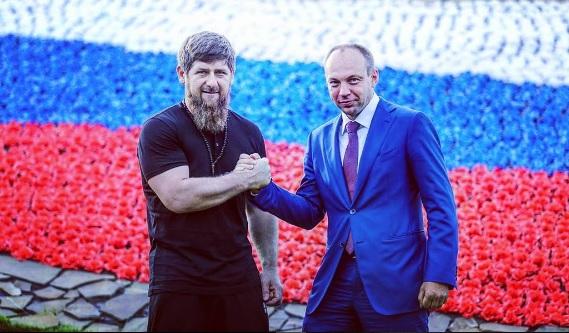 Алексей валерьевич михеев администрация президента