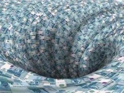 Воронка для денег