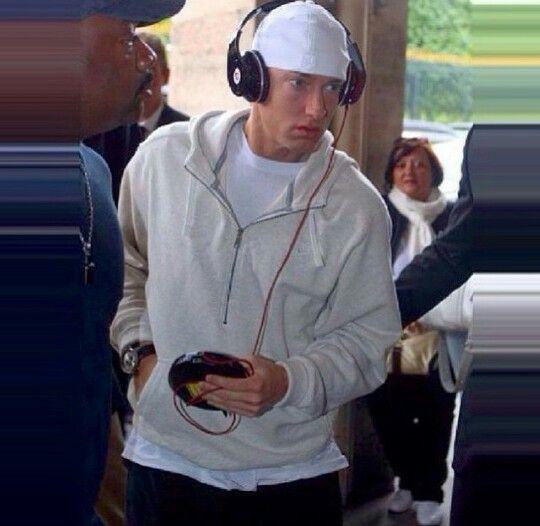 Eminem cd player