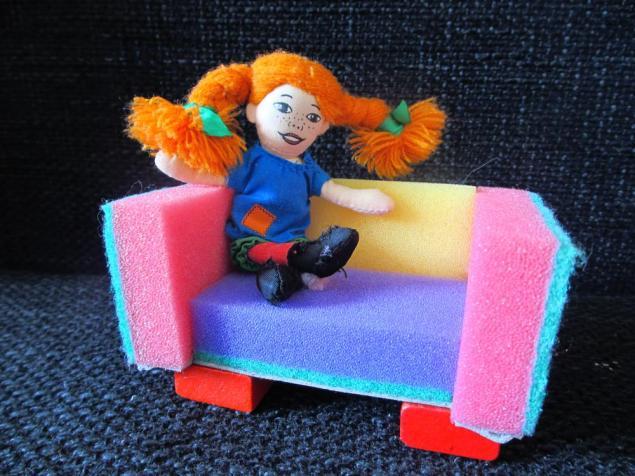 Мебель для кукол своими руками., фото № 19