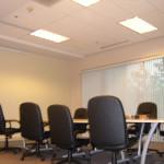 Peak 10 conference room