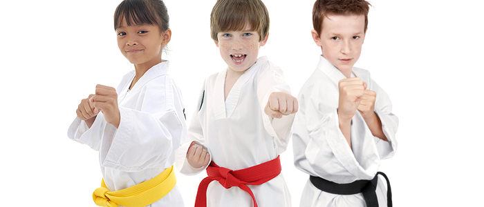 Kids Martial Arts in Arvada