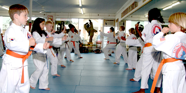 Kids Martial Arts Classes And Lessons