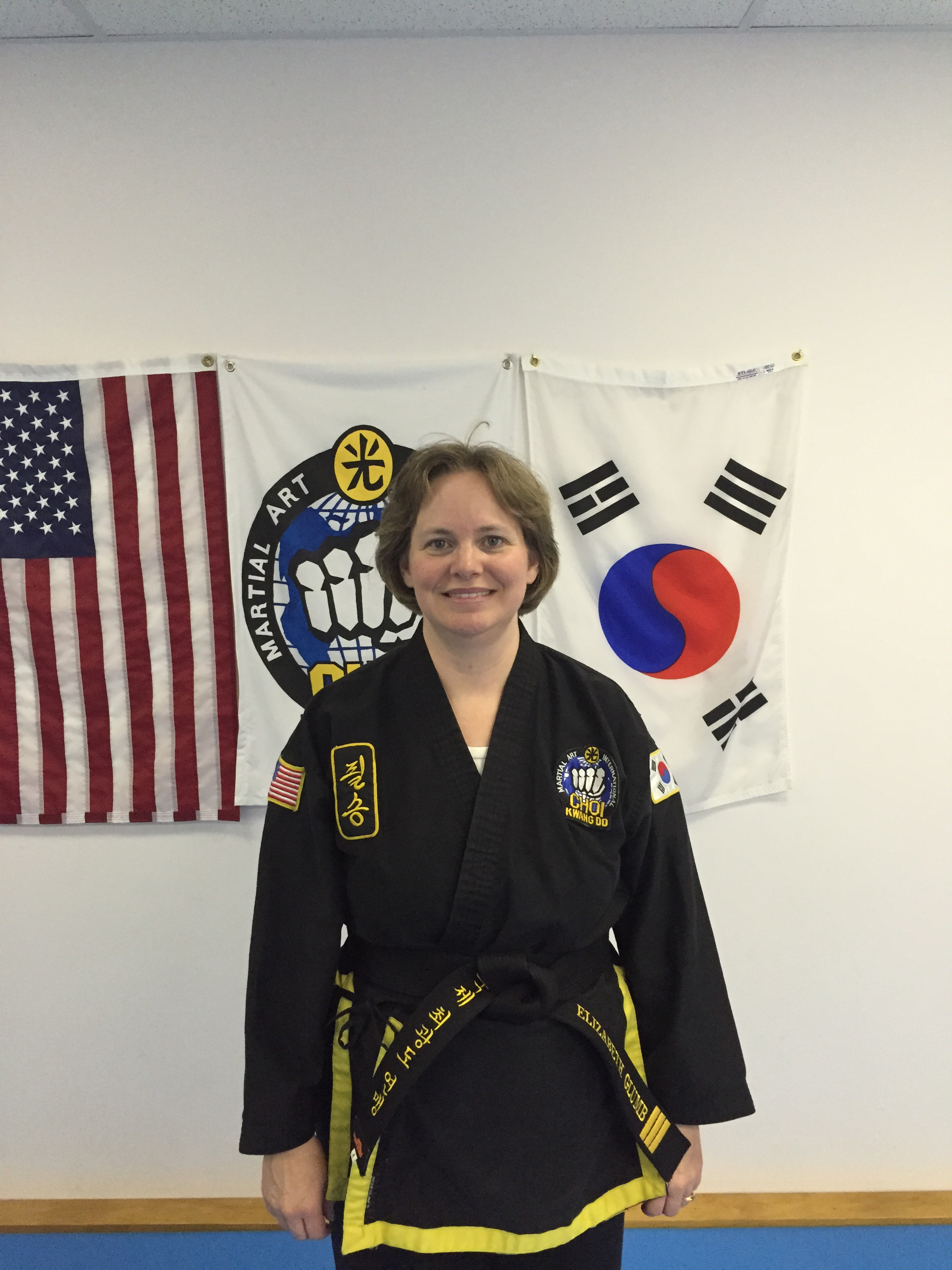Dating martial arts instructor