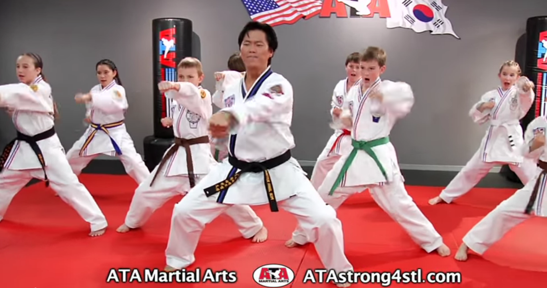 Whether it is Martial Arts, Taekwondo, Karate, or Physical Fitness, students will be provided with all the tools necessary to enhance the body's basic functions. These functions include, but are not limited to flexibility, core strength, and endurance.