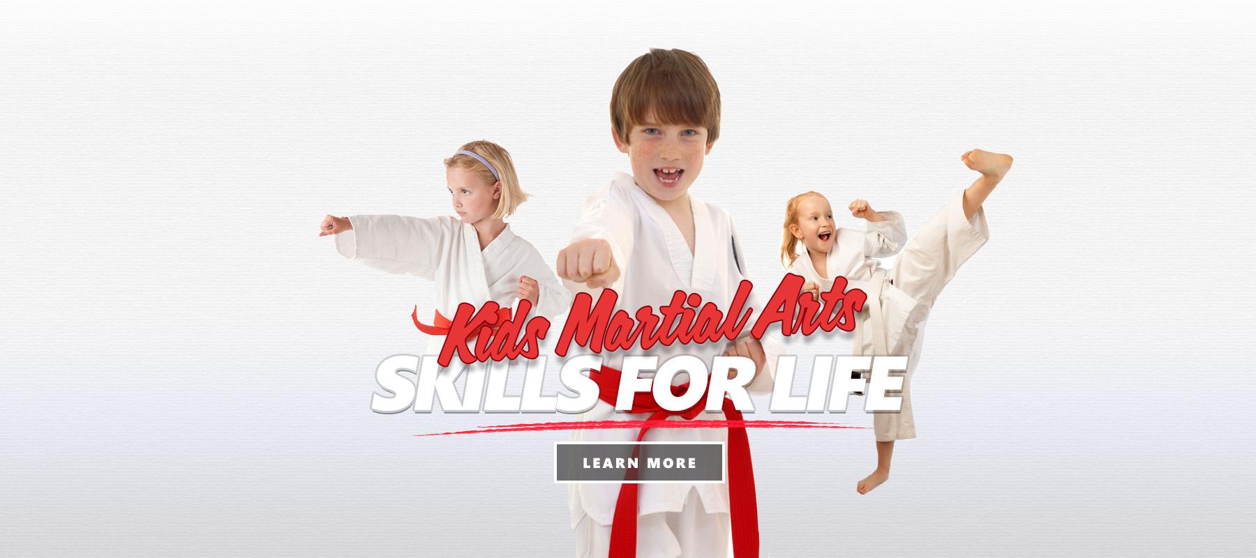 Karate Kid Training Near Me