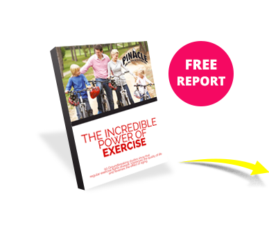 Pinacle Health & Fitness Free Report