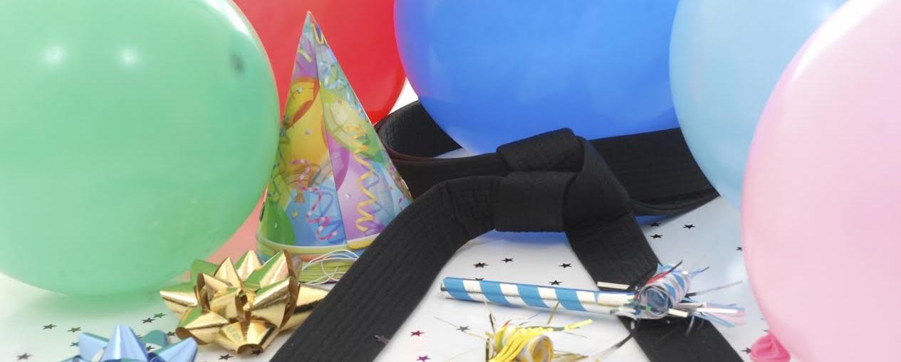 Power Up Martial Arts Birthday Party Atlanta
