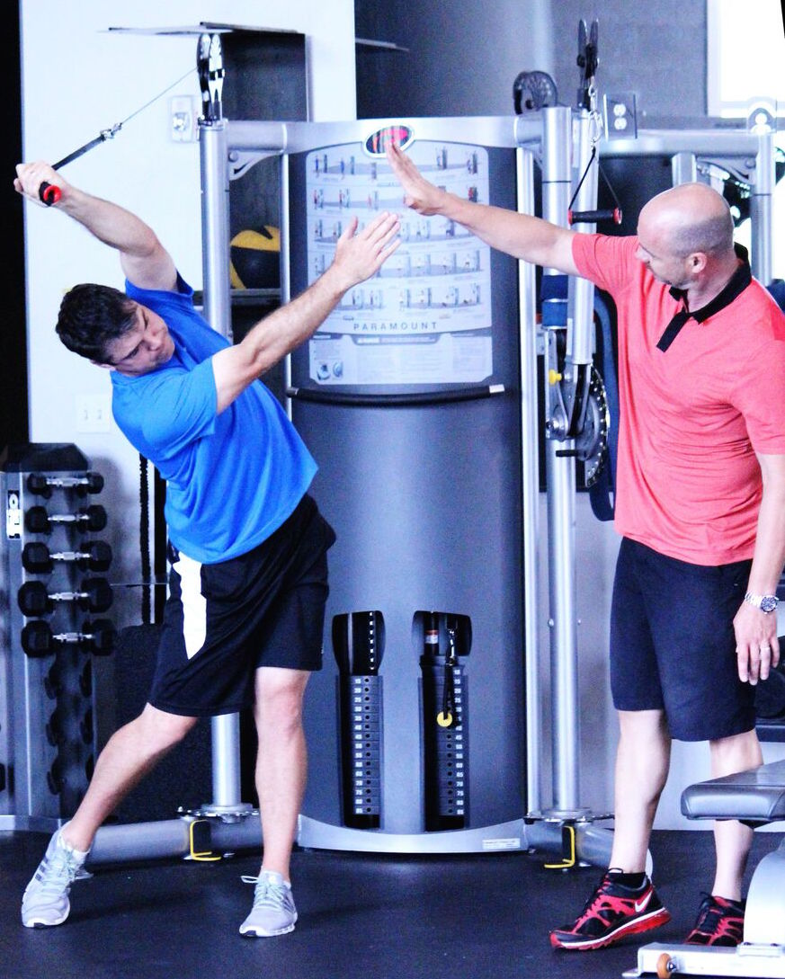 Method Athlete Golf Performance Training