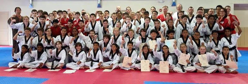 Kids Martial Arts in Taunton