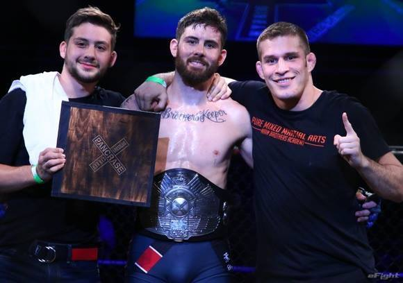 MMA in Rockaway