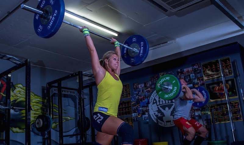Weightlifting classes in Jozi