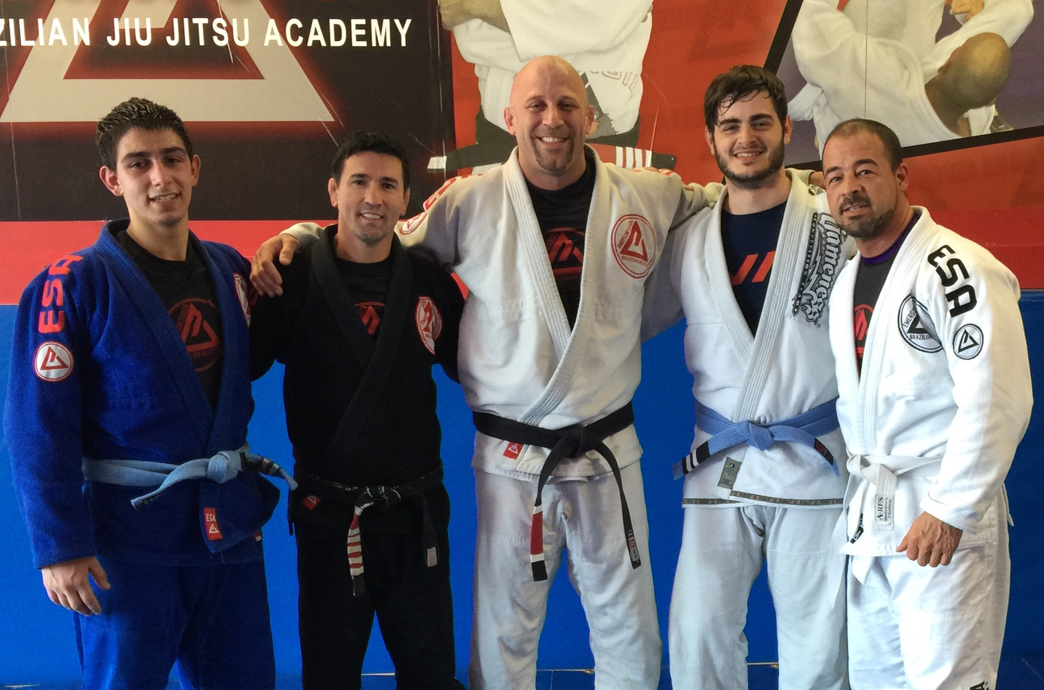 Brazilian Jiu Jitsu New York