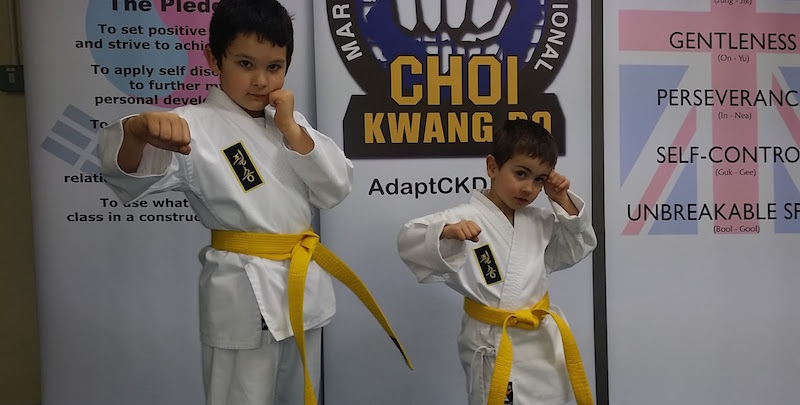 Kids Martial Arts in Kingston Upon Thames