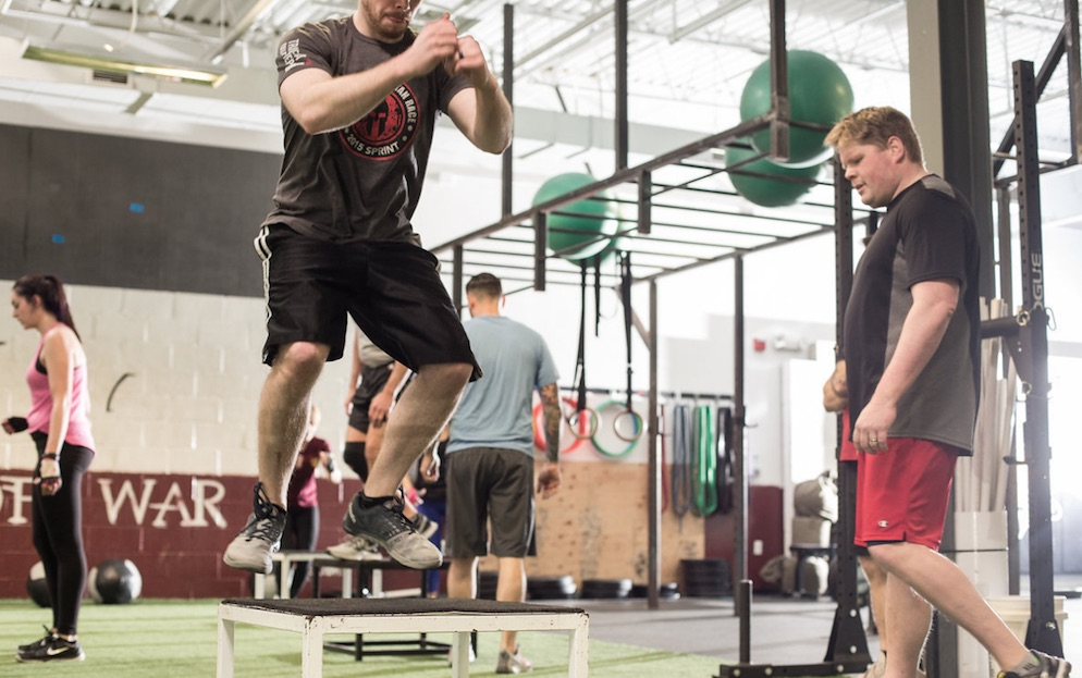 crossfit ares fitness wilmington
