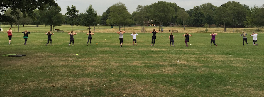 eat move live better bootcamp london