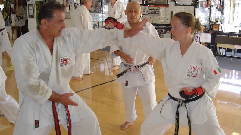 international karate association adult karate glendale