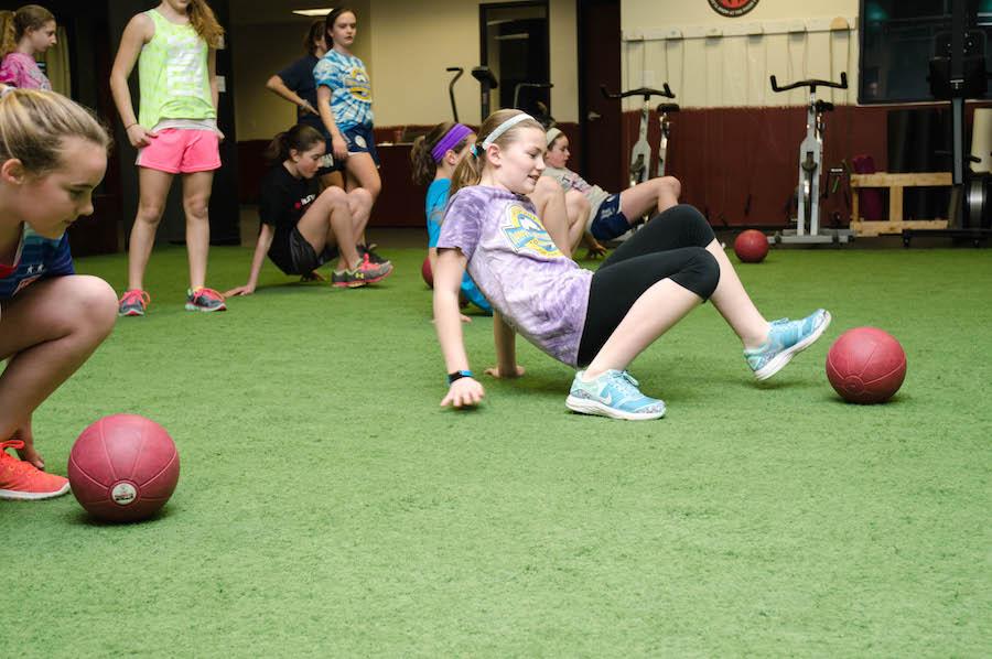 crossfit ares athlete training wilmington