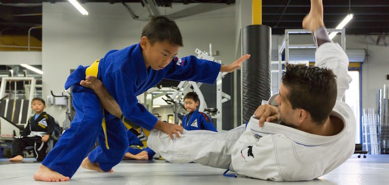 Kids Martial Arts classes in Pleasanton