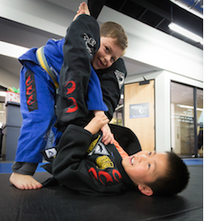 Kids Jiu Jitsu classes in Pleasanton
