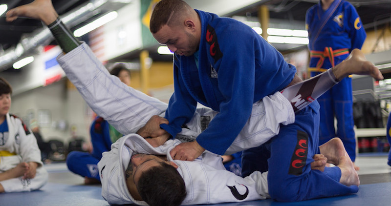 Brazilian Jiu Jitsu classes in Pleasanton