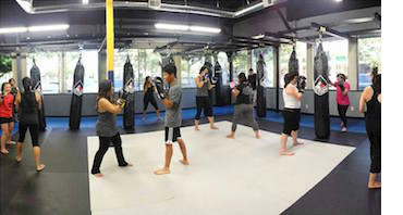 Fitness classes in Pleasanton