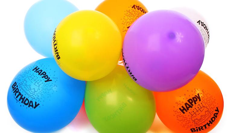 Birthday Parties in Pleasanton