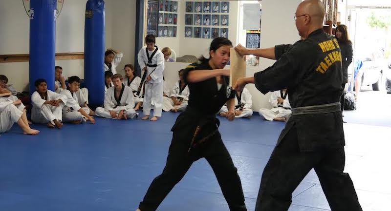 Taekwondo in Poway