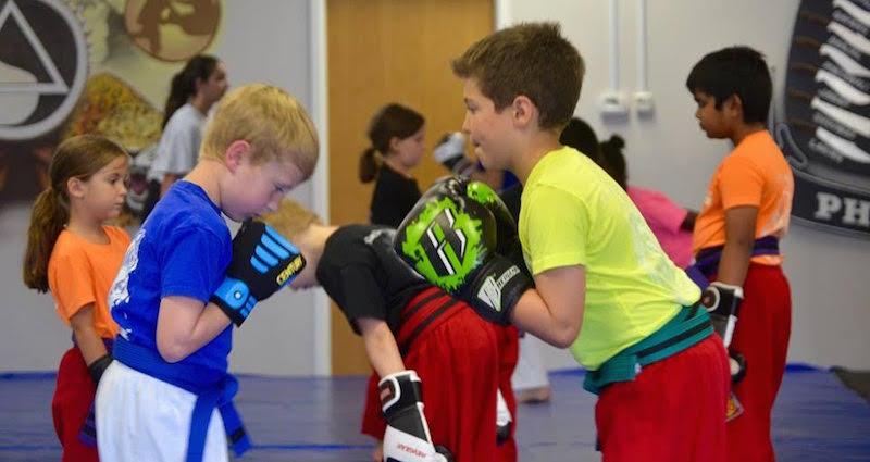 Kids Martial Arts in Matthews