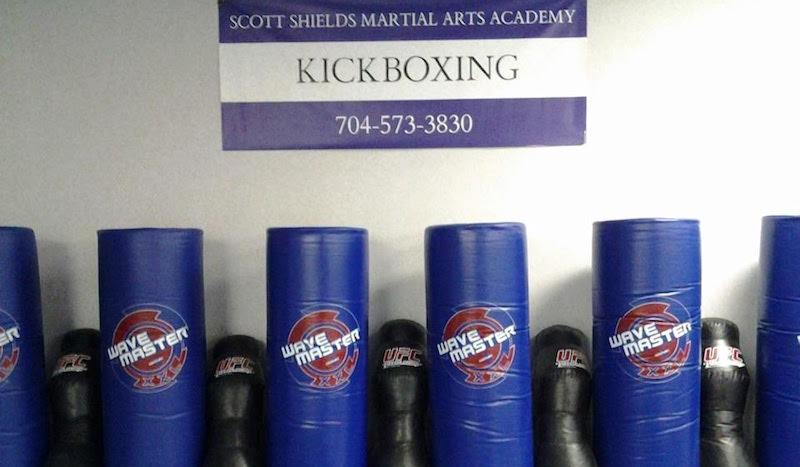 Fitness Kickboxing in Matthews