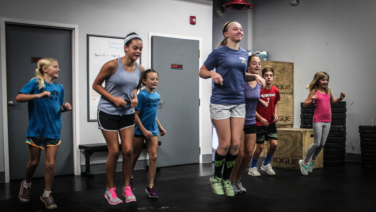 CrossFit Kids Lake Forest