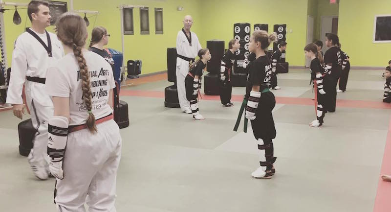 Kids Martial Arts in Cooper City