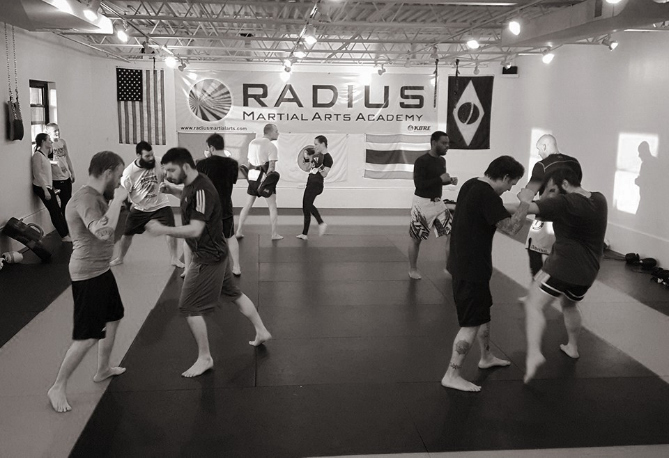 Muay Thai Kickboxing in Fairfield