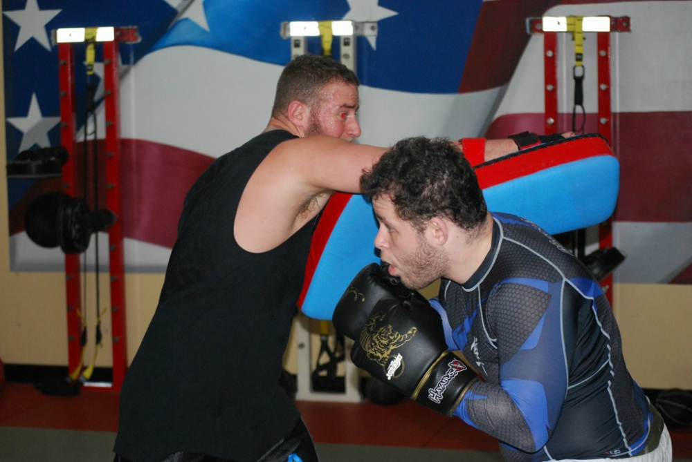 Muay Thai Kickboxing in East Northport