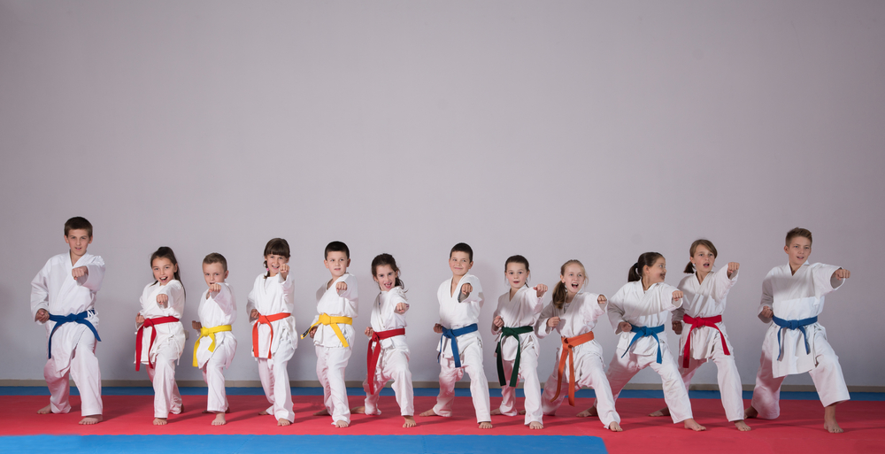 Kids Martial Arts in Wilmington