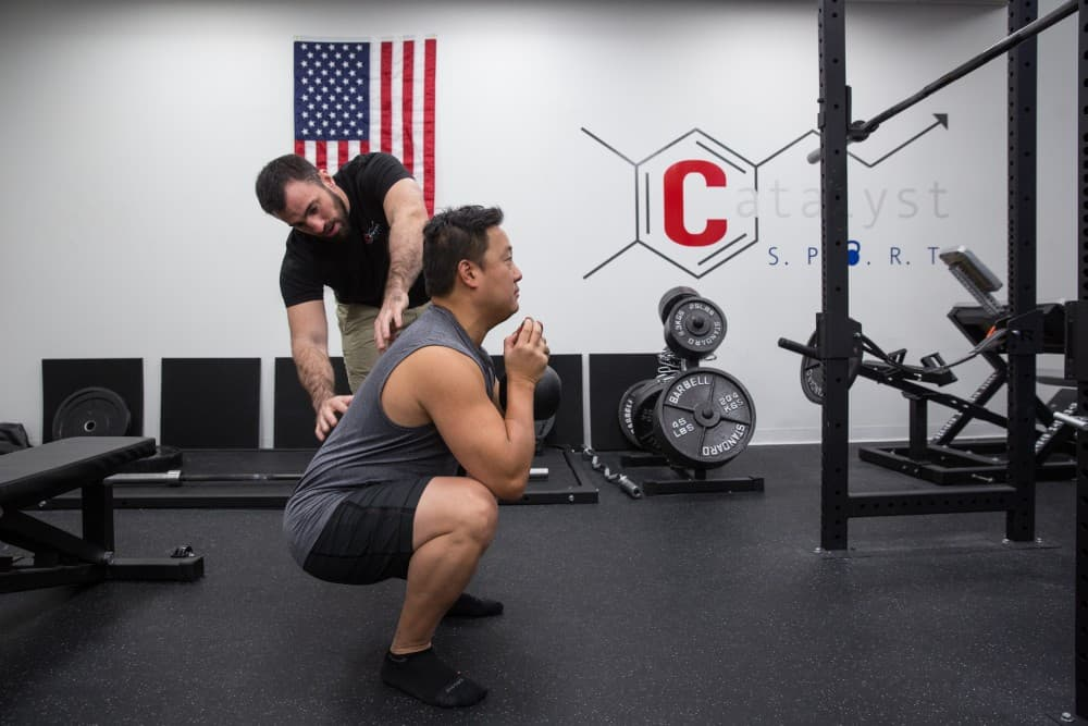 Catalyst Sport Personal Training NYC