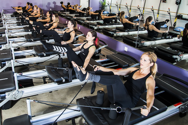 Pilates in San Diego