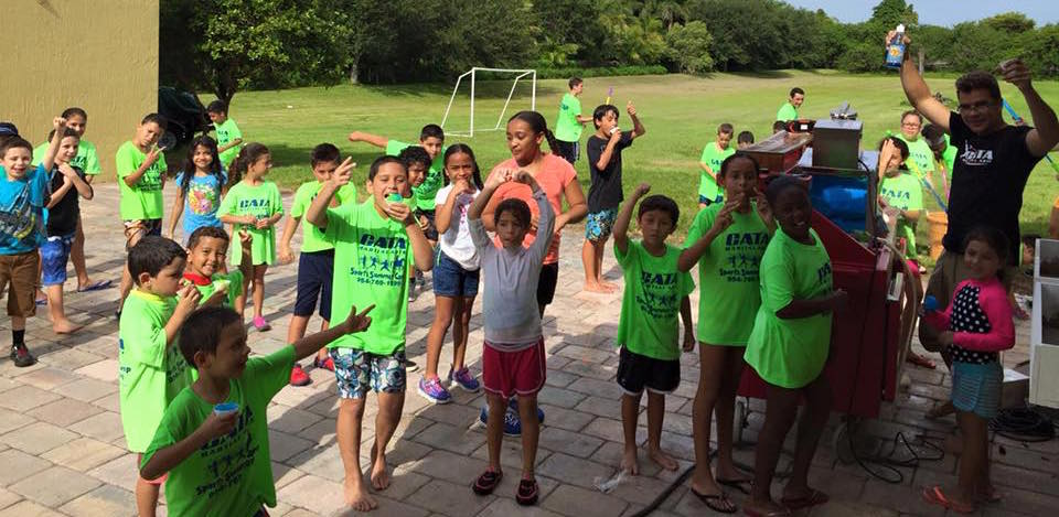 Summer Camp in Cooper City