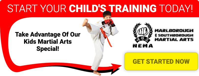 Kids Martial Arts in Marlborough