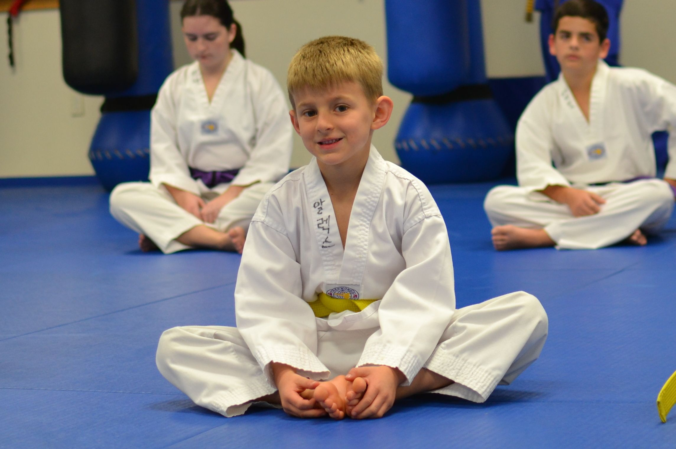 Kids Martial Arts in San Diego