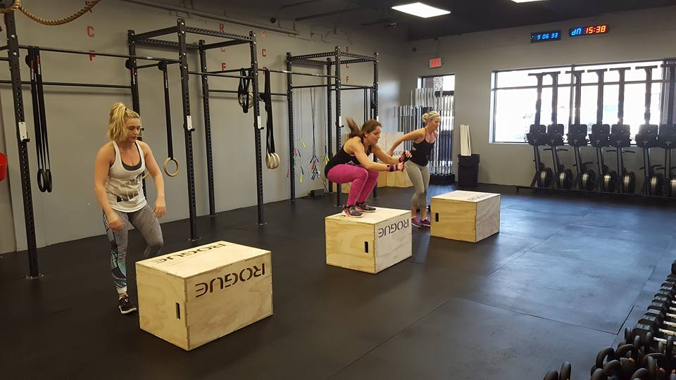 CrossFit in Roxbury